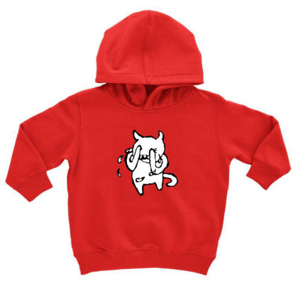 Entertainment Band Toddler Hoodie Designed By Rimba Kurniawan