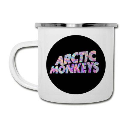 Chimpanzee Arctic Band Camper Cup Designed By Gita Nava