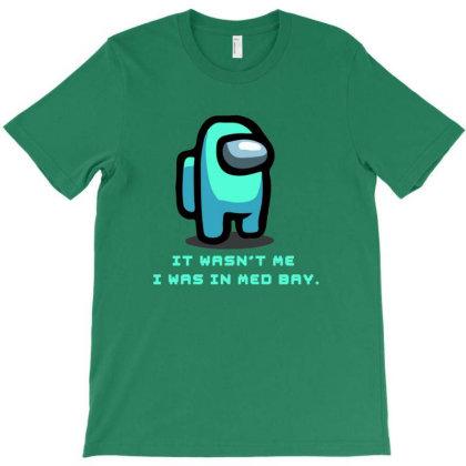 Among Us Game T-shirt Designed By Rimba Kurniawan