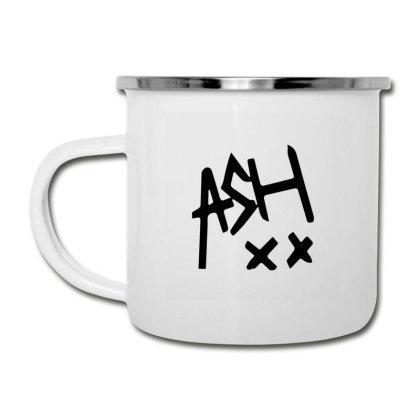Ash Music Camper Cup Designed By Rimba Kurniawan