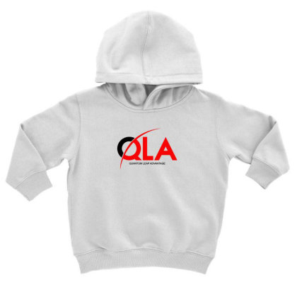 Quantum Leap Advantage Logo Toddler Hoodie Designed By Gita Nava