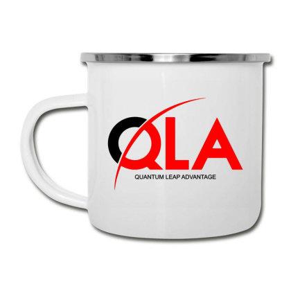 Quantum Leap Advantage Logo Camper Cup Designed By Gita Nava