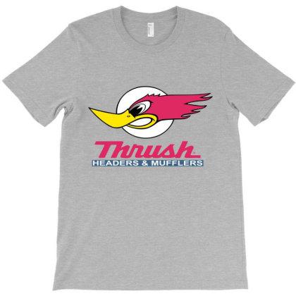 Thrush T-shirt Designed By Studio Poco    Los Angeles