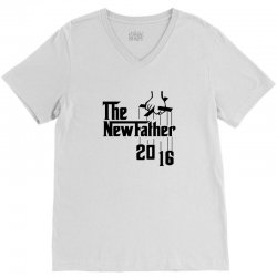 The New Father 2016 V-Neck Tee | Artistshot