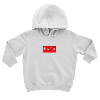 Paga Makan Toddler Hoodie Designed By Gita Nava