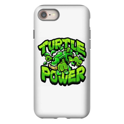 Ninja Turtles Power Iphone 8 Case Designed By Kimochi