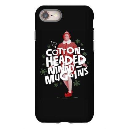 Ninny Muggins Iphone 8 Case Designed By Kimochi