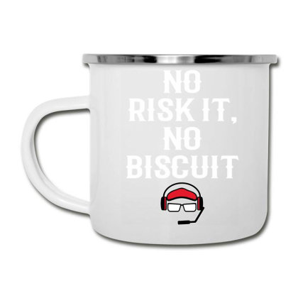 No Risk It No Biscuit Camper Cup Designed By Kimochi