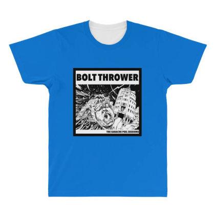 Death Metal All Over Men's T-shirt Designed By Rimba Kurniawan