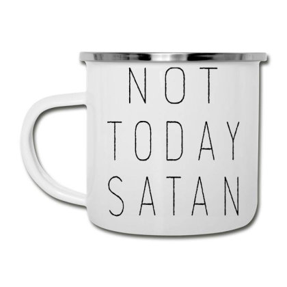 Not Today Satan Camper Cup Designed By Kimochi