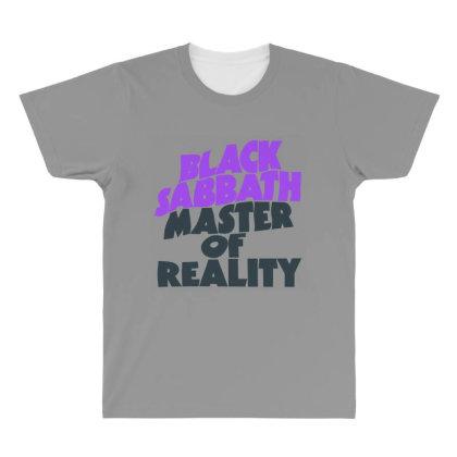 Eternal Rock All Over Men's T-shirt Designed By Rimba Kurniawan