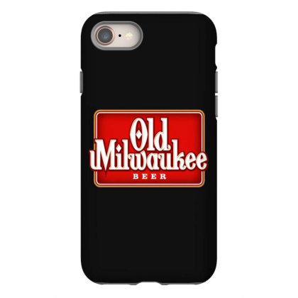 Old Milwaukee Beer Iphone 8 Case Designed By Kimochi