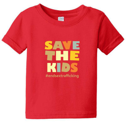 Child Trafficking Baby Tee Designed By Rimba Kurniawan
