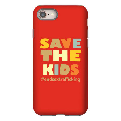 Child Trafficking Iphone 8 Case Designed By Rimba Kurniawan