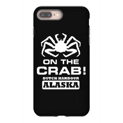 On The Crab Iphone 8 Plus Case Designed By Kimochi
