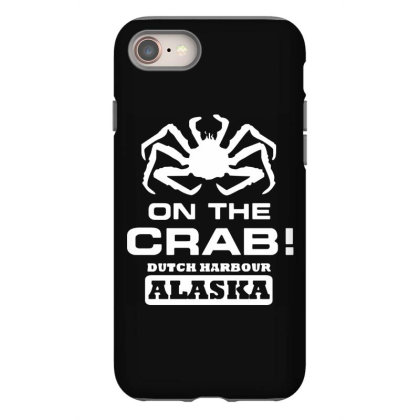 On The Crab Iphone 8 Case Designed By Kimochi