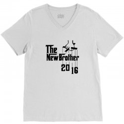 The New Brother 2016 V-Neck Tee   Artistshot