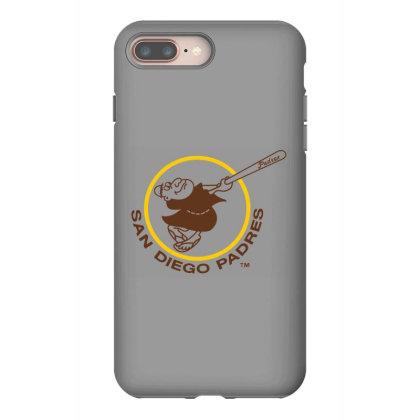 Sandiego Padres Iphone 8 Plus Case Designed By Rimba Kurniawan