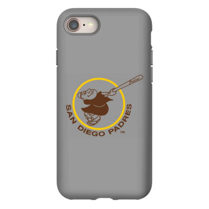 Sandiego Padres Iphone 8 Case Designed By Rimba Kurniawan