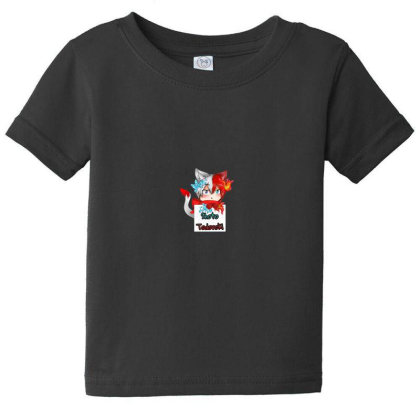 Todoroki Shoto Hero Baby Tee Designed By Gita Nava