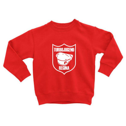 Hardcore Toddler Sweatshirt Designed By Rimba Kurniawan