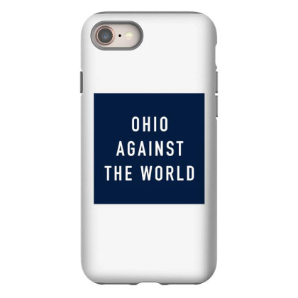 Ohio The World Iphone 8 Case Designed By Gita Nava