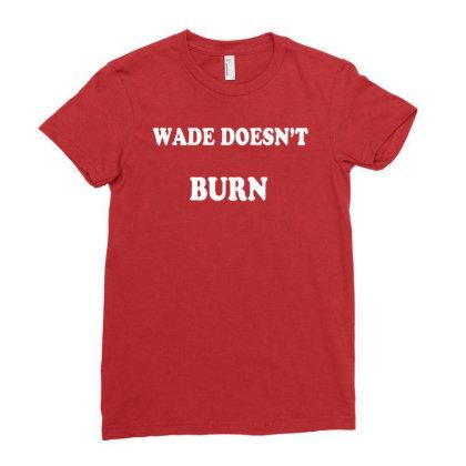 Burn Youtube Ladies Fitted T-shirt Designed By Rimba Kurniawan