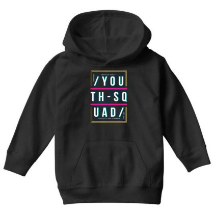 Youth Squad Youth Hoodie