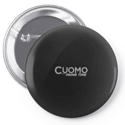 Cuomo Prime Time Pin-back Button Designed By Yusrizal_
