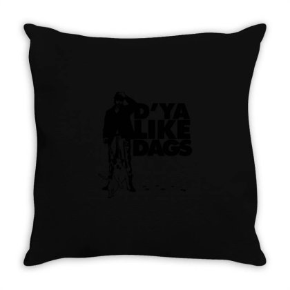 D'ya Like Dags Essential Throw Pillow Designed By Yusrizal_