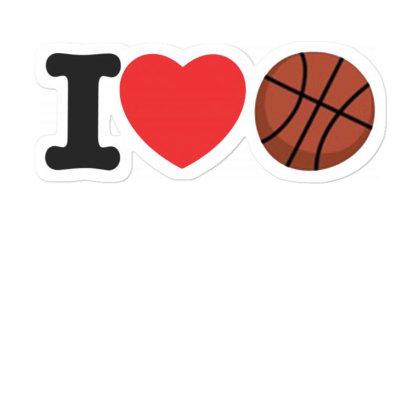 Basketball Sticker Designed By Ciko Prasetyawan