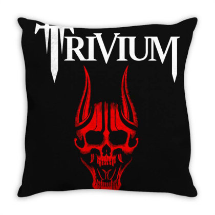 Music Heavy Metal Band Music Throw Pillow Designed By Gilaban