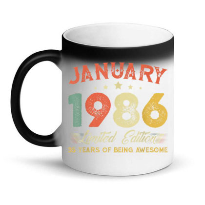 January 1986 35 Years Old Magic Mug Designed By Koopshawneen