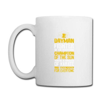 Dayman Coffee Mug Designed By Yusrizal_