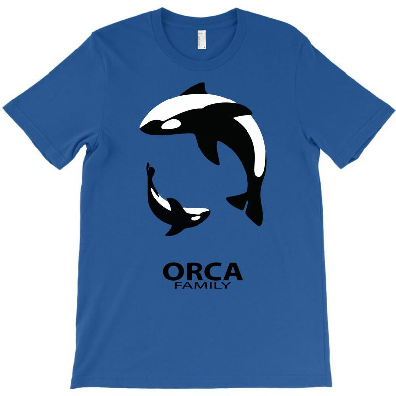 Orca Family T-shirt | Artistshot