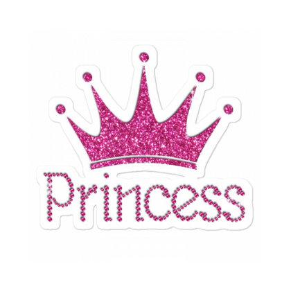 Princess Baby Sticker Designed By Coşkun