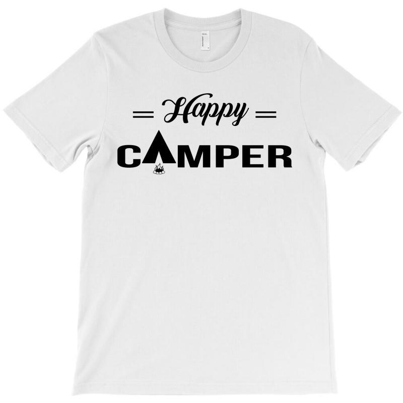 Happy Camper T-shirt | Artistshot