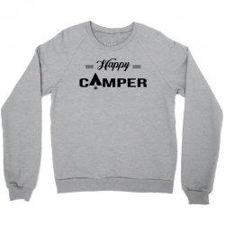 Happy Camper Crewneck Sweatshirt | Artistshot