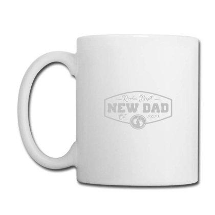 First Time Dad Est 2021 Coffee Mug Designed By Yusrizal_