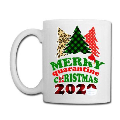 Merry Quarantine Christmas 2020 Coffee Mug Designed By Akin
