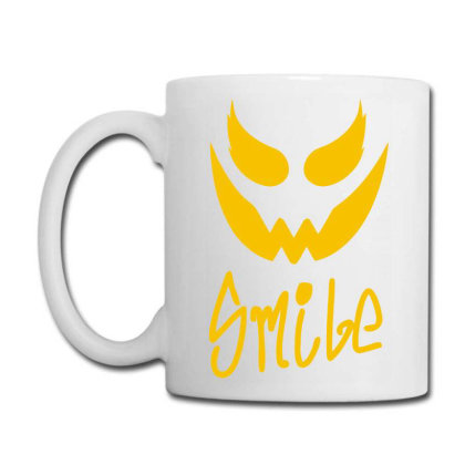 Evil Smile Coffee Mug Designed By Funtee