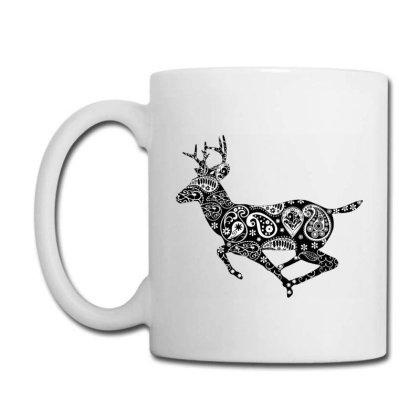 Tribal Deer Coffee Mug Designed By Chiks