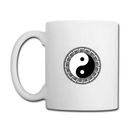 Yin Yang Coffee Mug Designed By Chiks