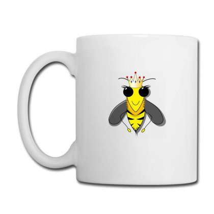 Queen Bee Coffee Mug Designed By Chiks