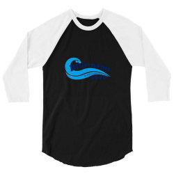 blue nami 2020 politics 3/4 Sleeve Shirt | Artistshot