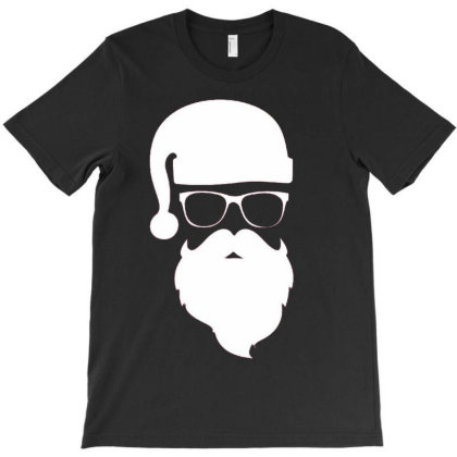 Santa With Sunglasses Christmas , Christmas Tree T-shirt Designed By Welcome12