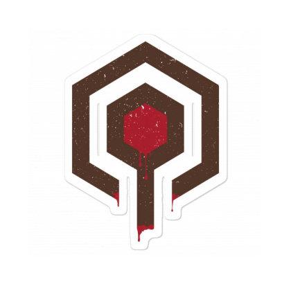 The Shining Pattern Sticker Designed By Rava Kuncara