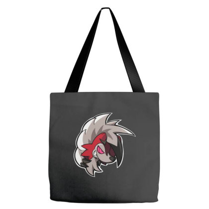 Lycanroc Tote Bags Designed By Smile 4ever