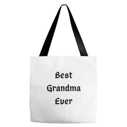 Best Grandma Ever Classic T Shirt Tote Bags Designed By Jetspeed001