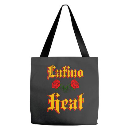 Latino Heat Tote Bags Designed By Smile 4ever